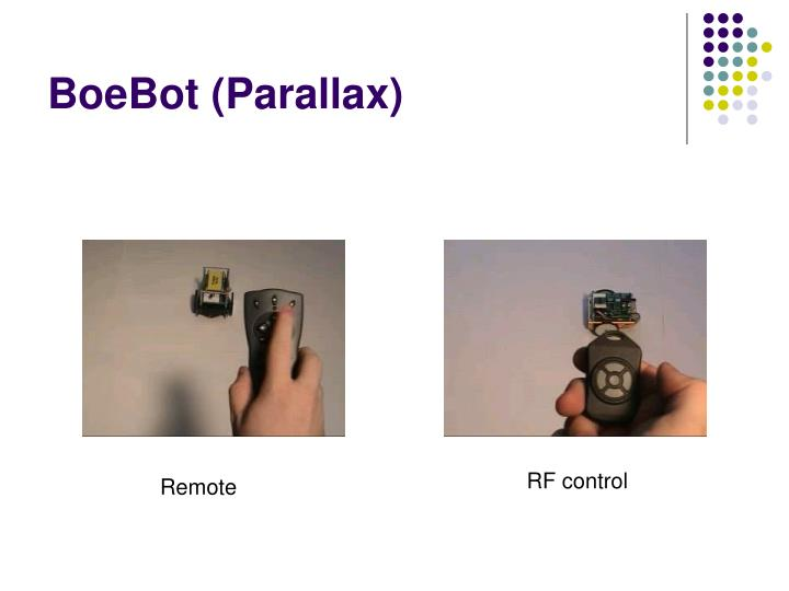 BoeBot (Parallax)