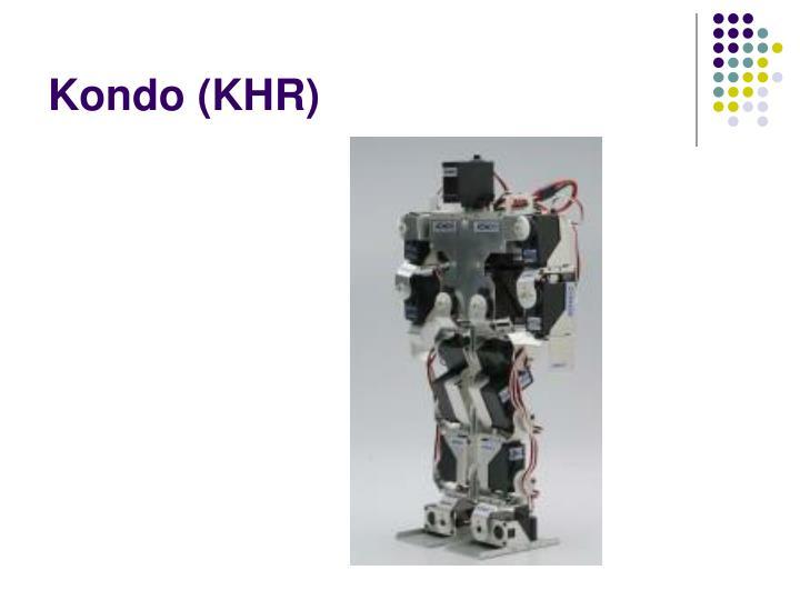 Kondo (KHR)