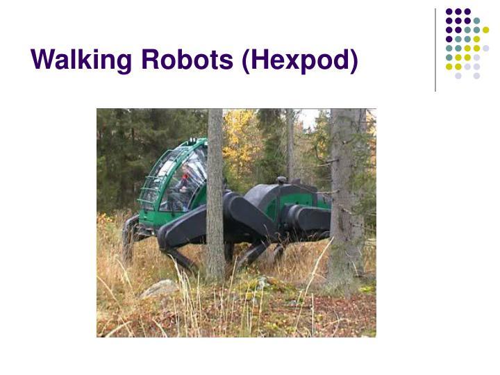 Walking Robots (Hexpod)