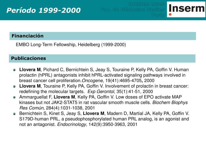 Período 1999-2000