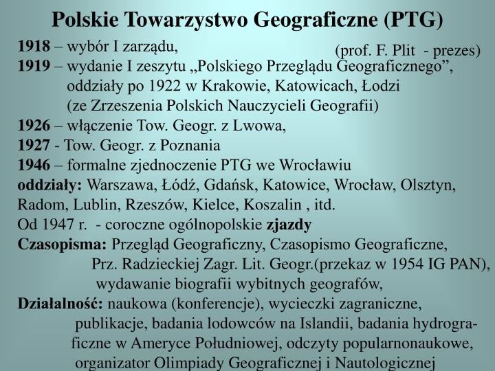 Polskie Towarzystwo