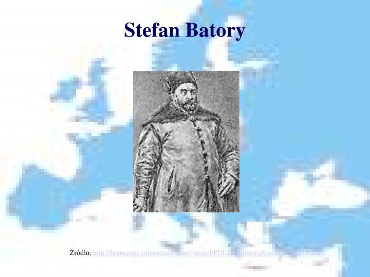Stefan Batory