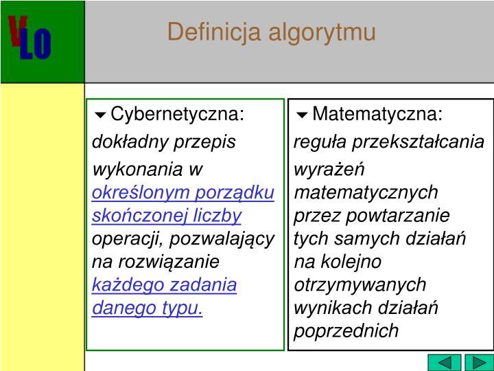 Cybernetyczna: