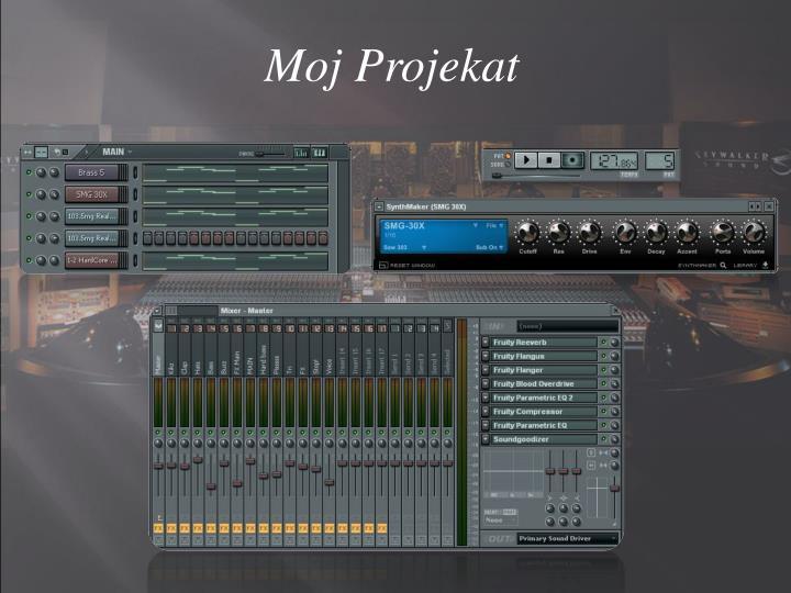 Moj Projekat