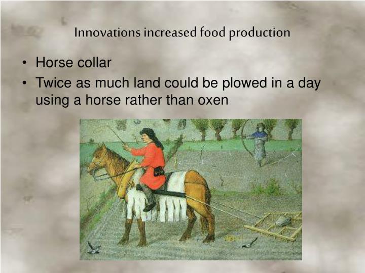 Horse collar
