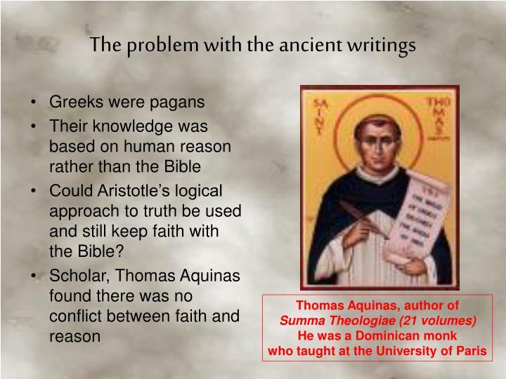 Greeks were pagans