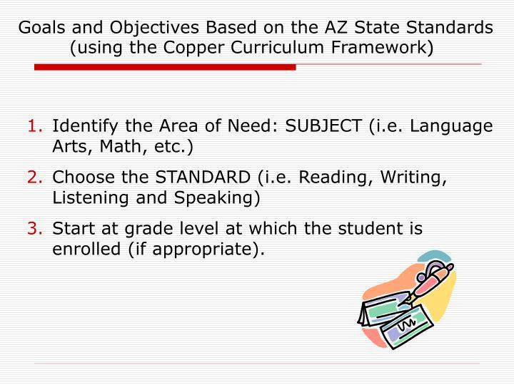 English Language Arts Standards
