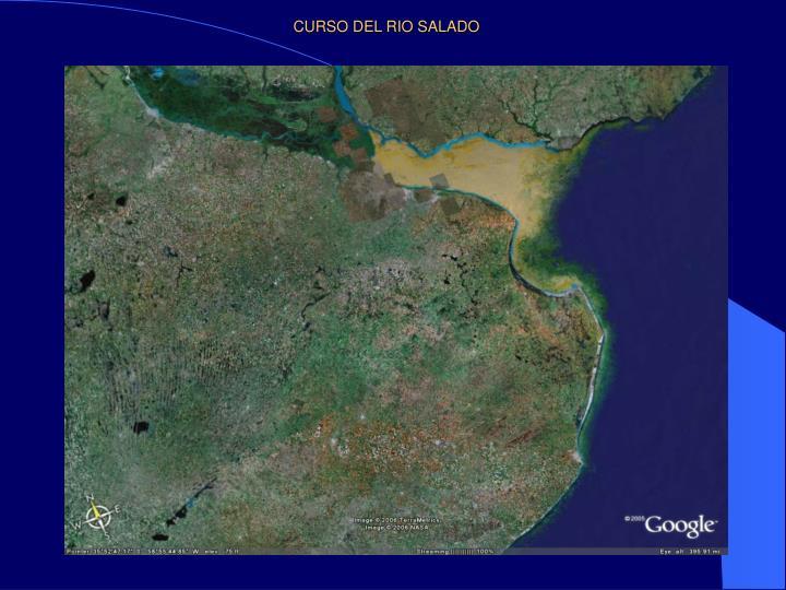 CURSO DEL RIO SALADO