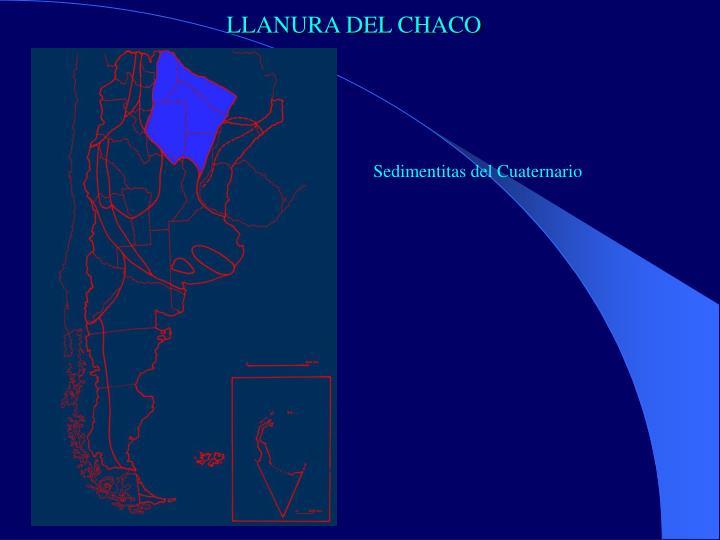 LLANURA DEL CHACO