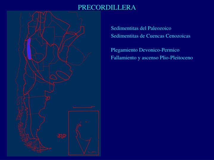 PRECORDILLERA