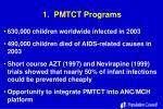 1 pmtct programs