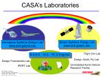 casa s laboratories