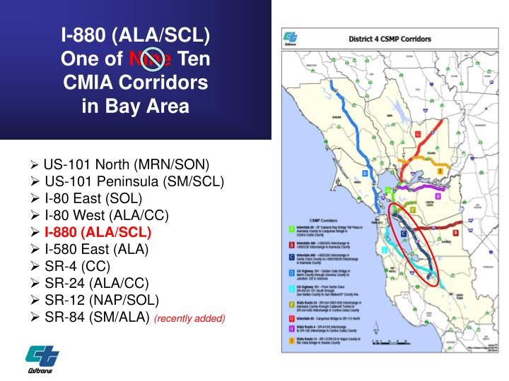 I-880 (ALA/SCL)