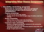 integrating other fitness components2