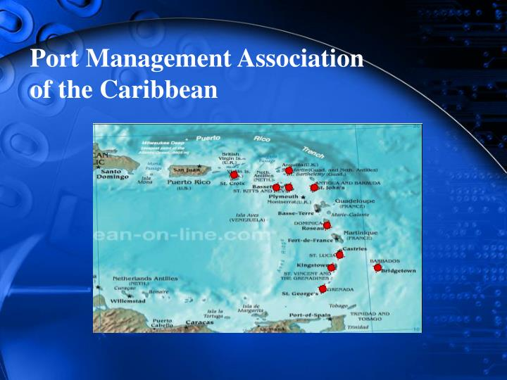 Port management association of the caribbean