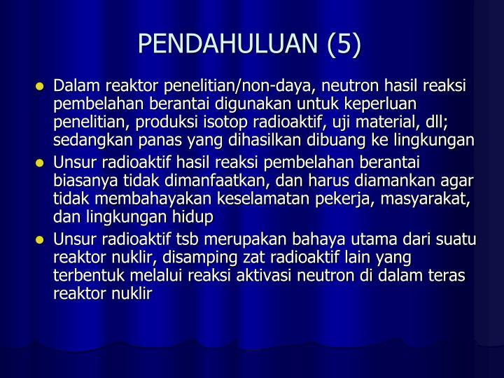 PENDAHULUAN (5)