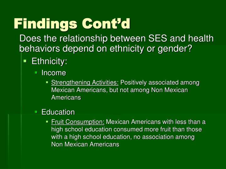 Ethnicity: