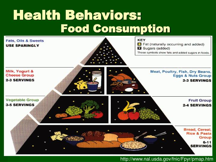 Health Behaviors: