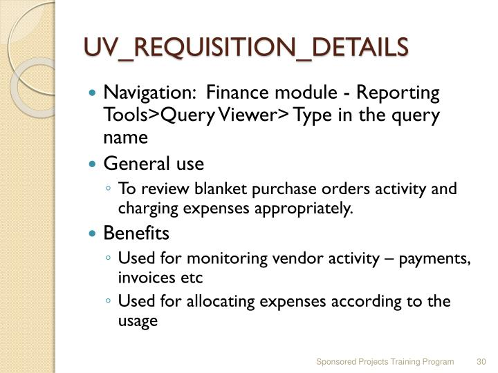 UV_REQUISITION_DETAILS