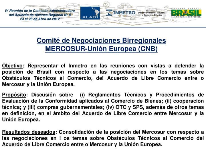 Comit de Negociaciones Birregionales