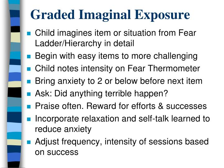 Graded Imaginal Exposure