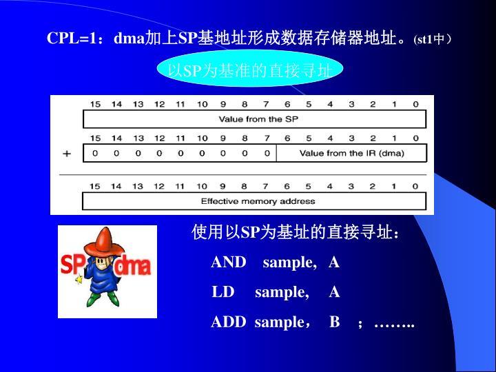 CPL=1