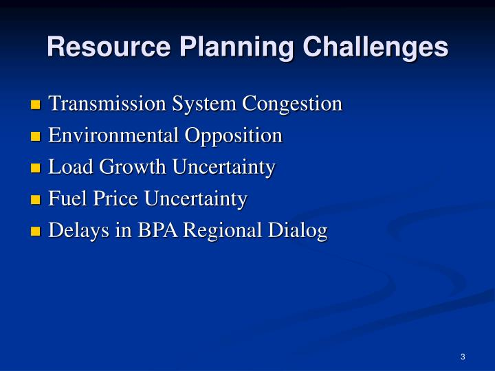 challenges of project planning Msh occasional paper no 6 management sciences for health no 6 (2007) occasional papers challenges and successes in family planning in afghanistan.