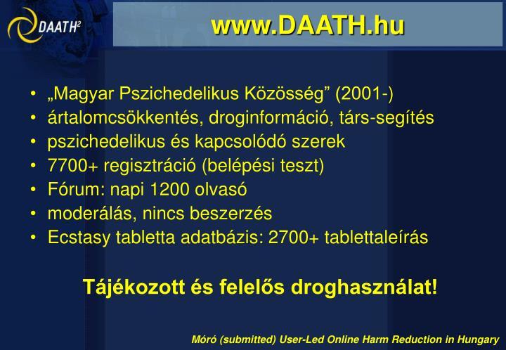 www.DAATH.hu