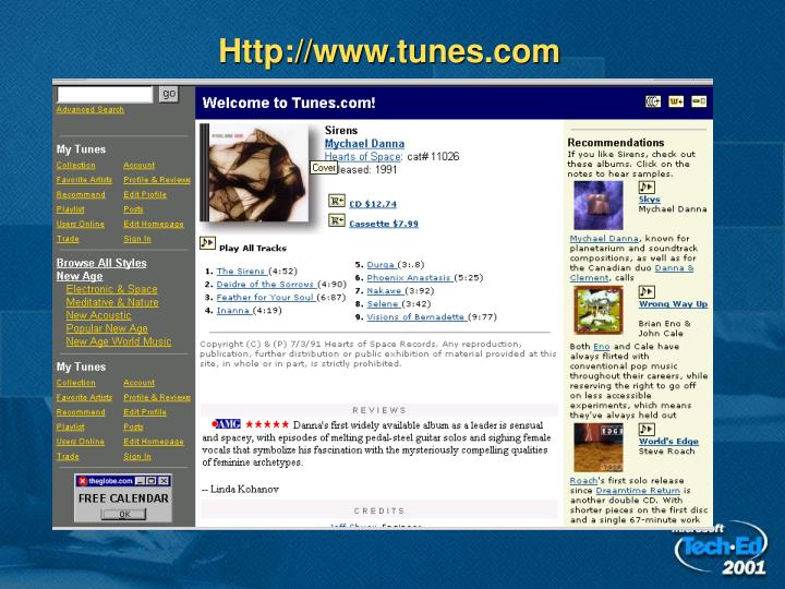 Http://www.tunes.com