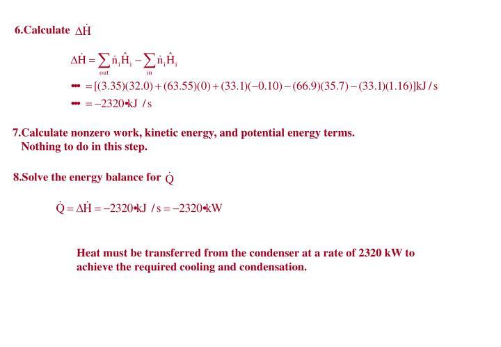 6.Calculate