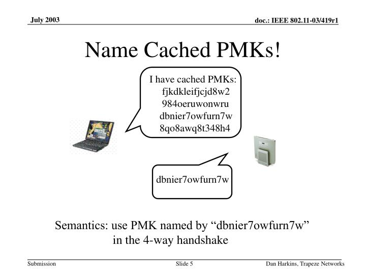 Name Cached PMKs!