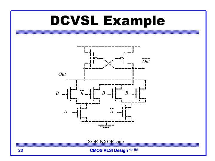 DCVSL Example