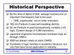 historical perspective1