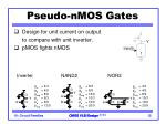 pseudo nmos gates1