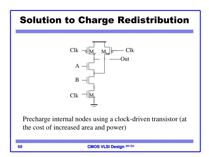 Solution to Charge Redistribution