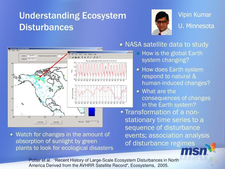 Understanding Ecosystem