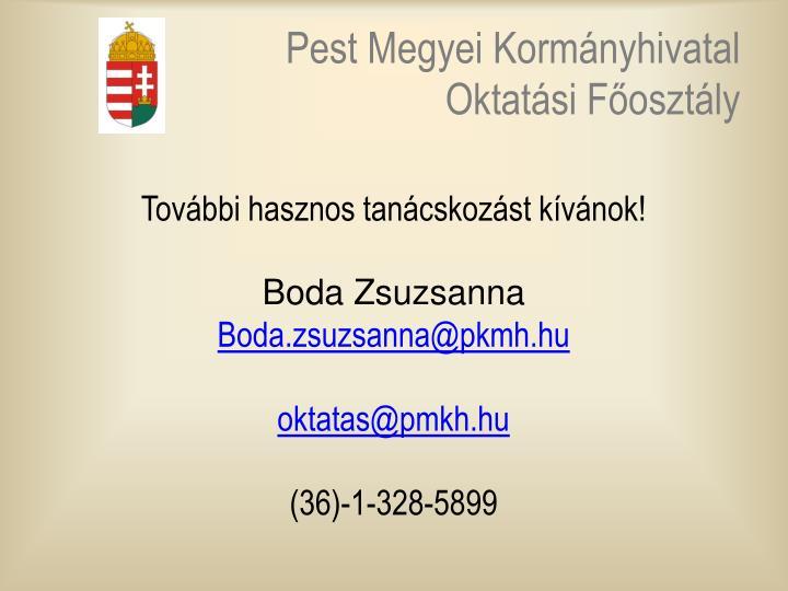 Pest Megyei Kormányhivatal