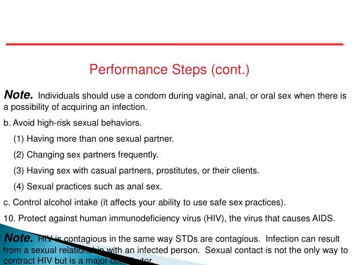safe sex practices ppt in Bristol
