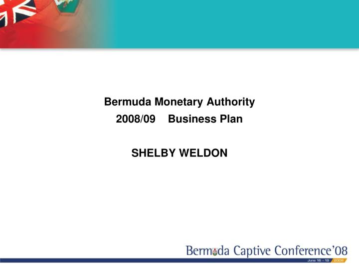Bermuda Monetary Authority