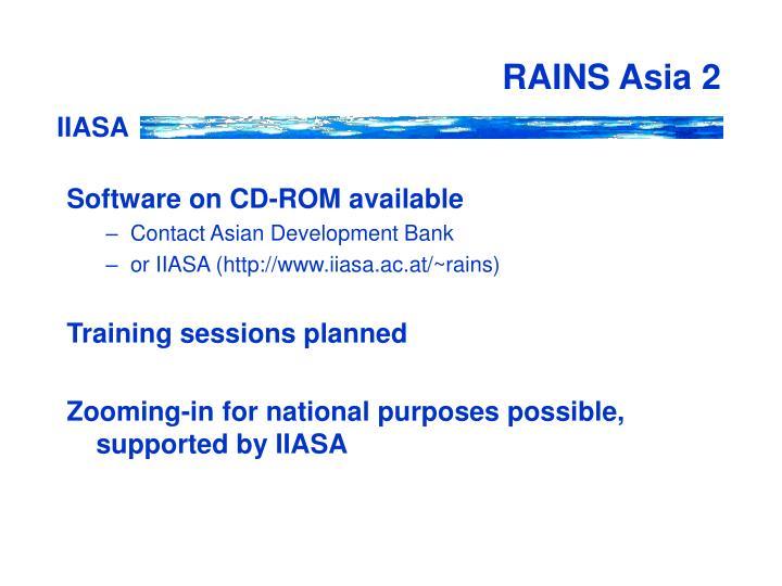 RAINS Asia 2