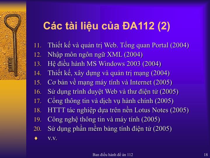 Các tài liệu của ĐA112 (2)