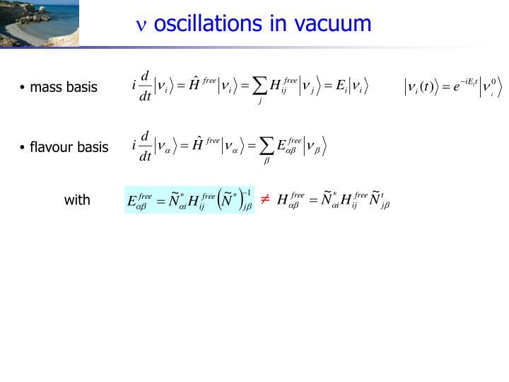 mass basis
