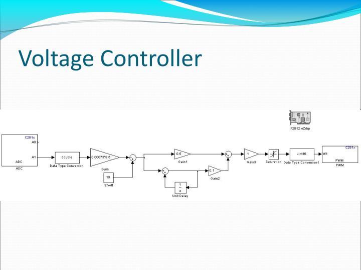 Voltage Controller