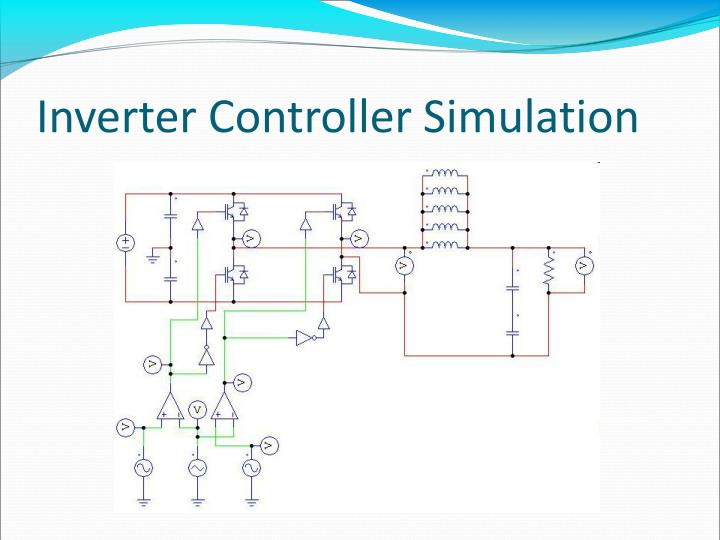 Inverter Controller Simulation