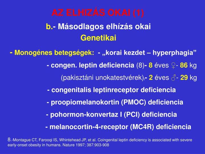 AZ ELHIZÁS OKAI (1)
