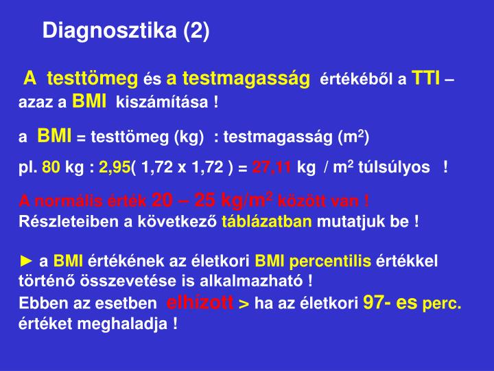 Diagnosztika