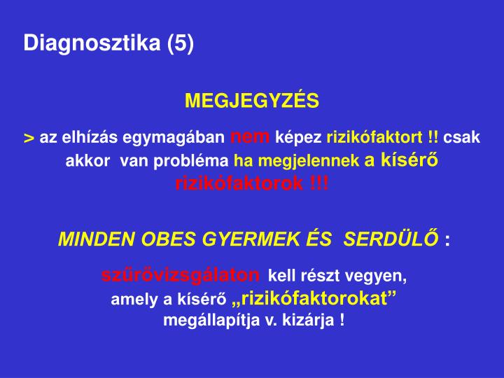 Diagnosztika (5)