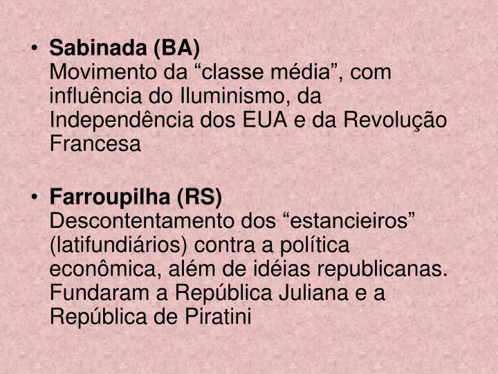 Sabinada (BA)