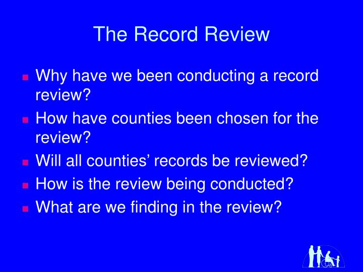The Record Review
