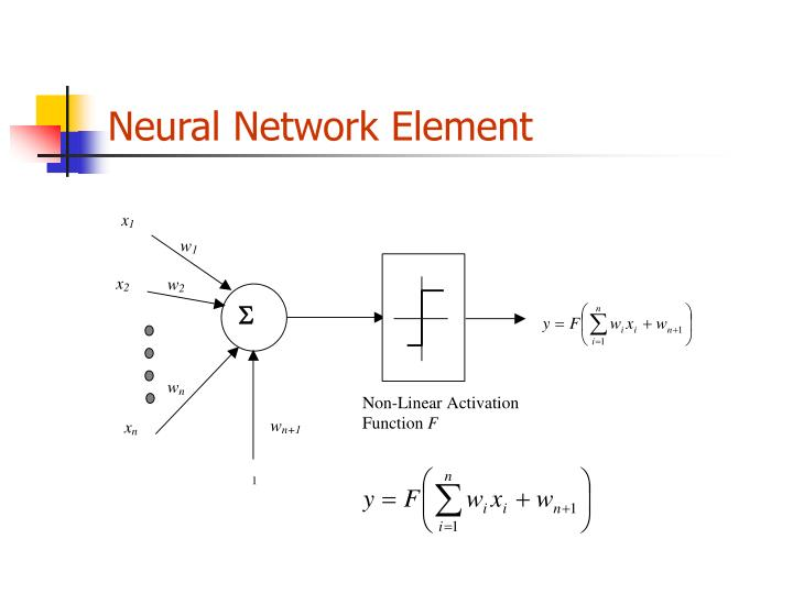 Neural Network Element